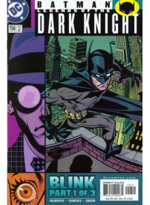 Комикс 2002-08 Batman Legends of The Dark Knight 156