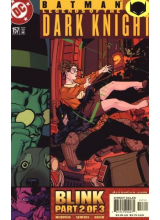 Комикс 2002-09 Batman Legends of The Dark Knight 157