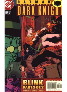 Комикс 2002-09 Batman Legends of The Dark Knight 157