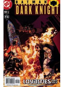 Комикс 2002-11 Batman Legends of The Dark Knight 159