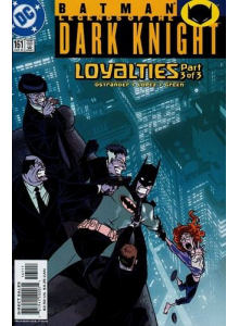 Комикс 2003-01 Batman Legends of The Dark Knight 161