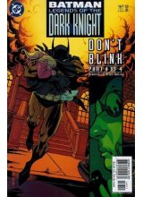 Комикс  2003-07 Batman Legends of The Dark Knight 167