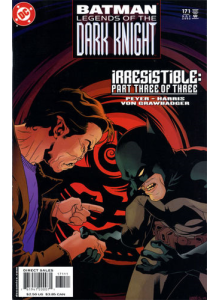 Комикс 2003-11 Batman Legends of The Dark Knight 171