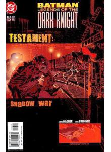 Комикс 2004-04 Batman Legends of The Dark Knight 176