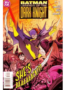 Комикс 2004-09 Batman Legends of The Dark Knight 181