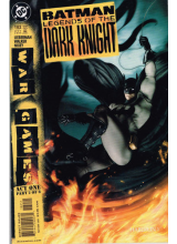 Комикс 2004-10 Batman Legends of The Dark Knight 182