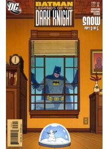 Комикс 2005-09 Batman Legends of The Dark Knight 193