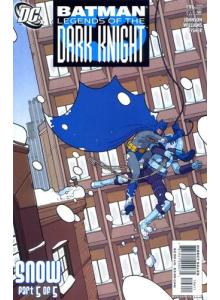 Комикс 2005-12 Batman Legends of The Dark Knight 196