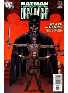 Комикс 2006-01 Batman Legends of The Dark Knight 197