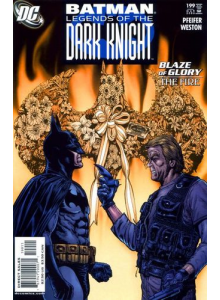 Комикс 2006-03 Batman Legends of The Dark Knight 199