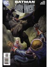 Комикс 2006-05 Batman Legends of The Dark Knight 201
