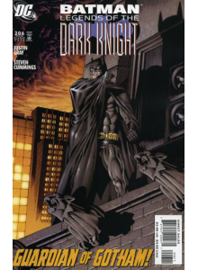 Комикс 2006-07 Batman Legends of The Dark Knight 206