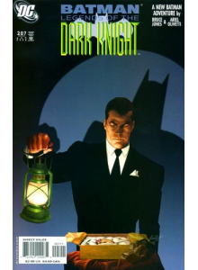 Комикс 2006-08 Batman Legends of The Dark Knight 207