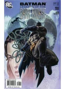 Комикс 2006-10 Batman Legends of The Dark Knight 209
