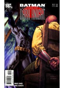 Комикс 2006-12 Batman Legends of The Dark Knight 211