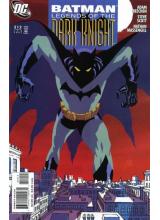 Комикс 2007-01 Batman Legends of The Dark Knight 212