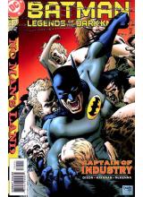 Комикс 999-12 Batman Legends of The Dark Knight 124