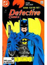Комикс 1987-06 Batman Detective Comics 575