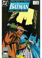 Комикс 1989-07 Batman 435