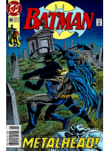 Комикс 1992-11 Batman 486