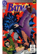 Комикс 1993-05 Batman 492