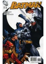 Комикс 2006-11 Batman 657