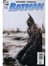 Комикс 2007-03 Batman 662