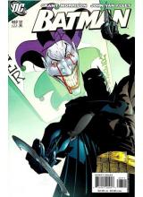 Комикс 2007-04 Batman 663