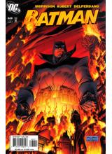 Комикс 2007-07 Batman 666