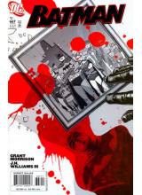 Комикс 2007-08 Batman 667