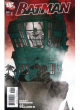 Комикс 2007-09 Batman 668