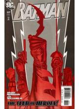 Комикс 2007-11 Batman 669