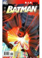 Комикс 2008-08 Batman 678