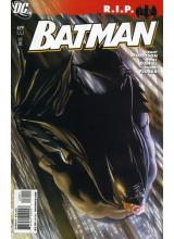 Комикс 2008-09 Batman 679