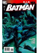 Комикс 2008-10 Batman 680