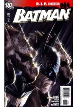 Комикс 2008-12 Batman 681