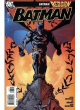 Комикс 2009-08 Batman 687