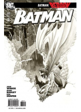 Комикс 2009-10 Batman 689