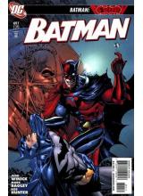 Комикс 2009-12 Batman 691