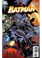 Комикс 2009-12 Batman 692