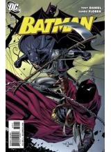 Комикс 2010-03 Batman 695