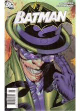 Комикс 2010-06 Batman 698