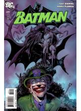 Комикс 2010-07 Batman 699