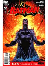 Комикс 2010-09 Batman 701