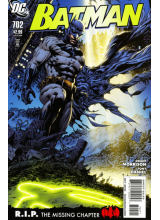 Комикс 2010-10 Batman 702
