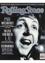 Magazine Rolling Stone - 1989-06-15