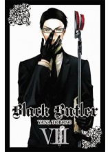 Манга | Black Butler vol.08