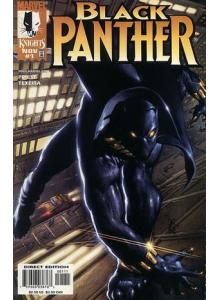 Comics 1998-11 Black Panther 1