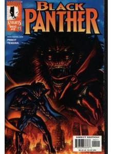 Comics 1998-12 Black Panther 2