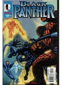 Comics 1999-01 Black Panther 3